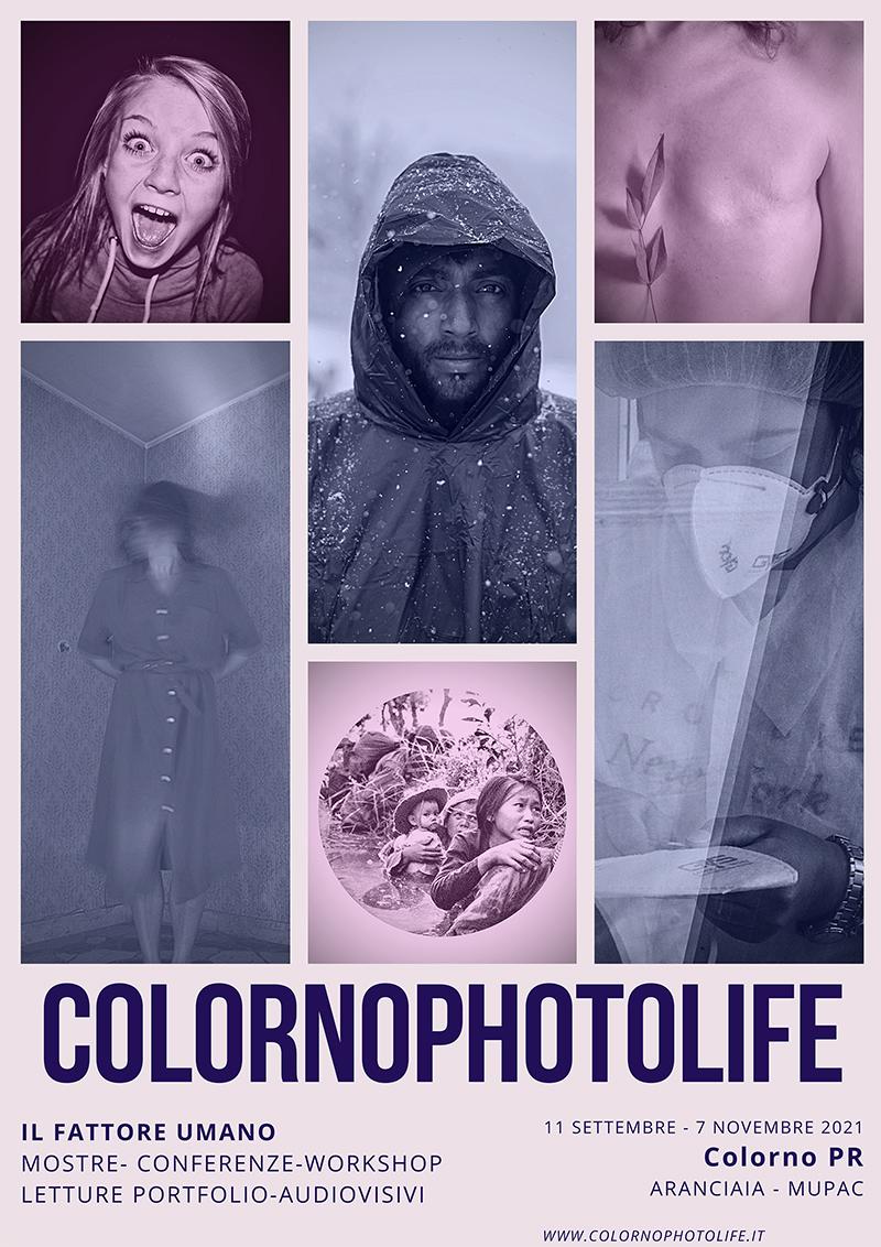 ColornoPhotoLife fino all'8 diecembre 2021